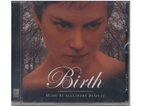 Zrození (soundtrack - CD) Birth