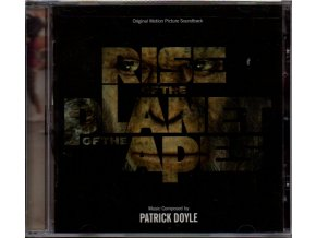 rise of the planet of the apes soundtrack cd patrick doyle