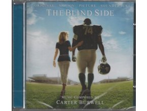 Zrození šampióna (soundtrack - CD) The Blind Side