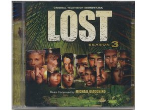 Ztraceni (soundtrack - CD) Lost: Season 3