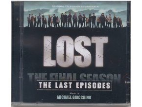 Ztraceni (soundtrack - CD) Lost: The Final Season - The Last Episodes