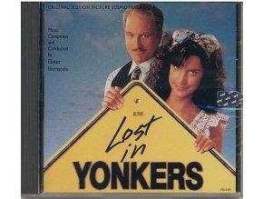 Ztraceni navždy (soundtrack - CD) Lost in Yonkers