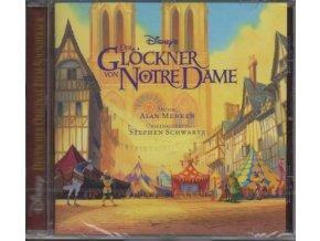 Zvoník u Matky Boží (soundtrack) Der Glockner von Notre Dame