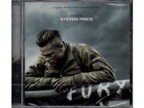 Železná srdce (soundtrack - CD) Fury