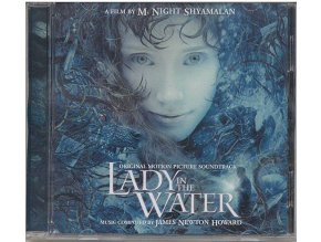 Žena ve vodě (soundtrack - CD) Lady in the Water