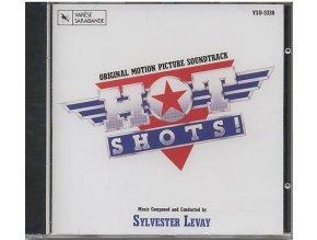Žhavé výstřely (soundtrack - CD) Hot Shots!
