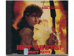 Žhavé výstřely 2 (soundtrack - CD) Hot Shots! Part Deux