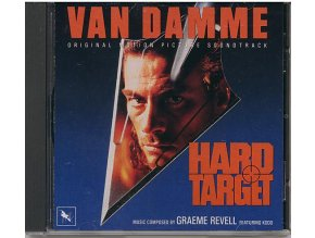 Živý terč (soundtrack - CD) Hard Target