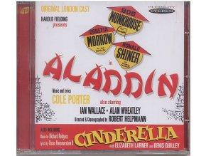 Aladdin / Cinderella muzikál (CD)
