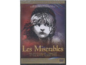 Bídníci - Les Miserables: 10th Anniversary Concert at the Royal Albert Hall (2 DVD)