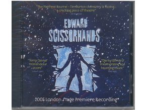 Edward Scissorhands Muzikál (CD)