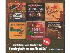 Exkluzivní kolekce českých muzikálů (CD)