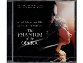 phantom of the opera soundtrack cd andrew lloyd webber