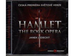 hamlet rock opera cd janek ledecký