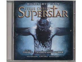 Highlights from Jesus Christ Superstar Muzikál (CD)