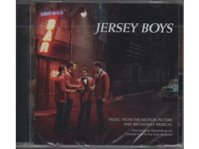 Jersey Boys Muzikál (CD)