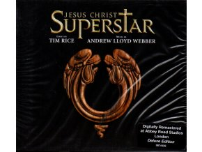jesus christ superstar deluxe cd andrew lloyd webber
