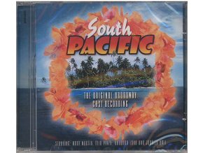 Jižní Pacifik (muzikál) South Pacific (CD)