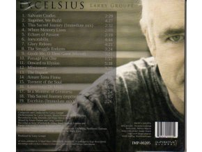 Larry Groupe: Excelsius (CD)