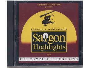 Miss Saigon Highlights Muzikál (CD)