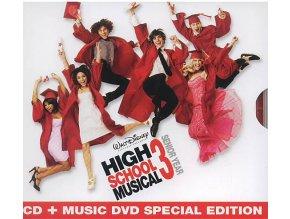 Muzikál ze střední 3: Maturitní ročník - High School Musical 3: Senior Year (+ DVD)