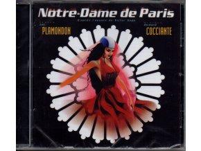 notre dame de paris cd muzikál