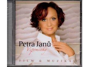 petra janů vzpomínky film a muzikál cd