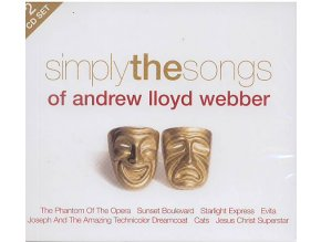 Simply the Songs of Andrew Lloyd Webber (2 CD)