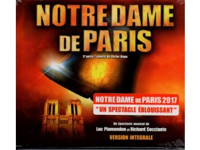 notre dame de paris plamondon cocciante 2 cd