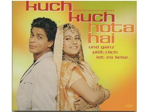 Kuch Kuch Hota Hai (soundtrack - CD) Something is Happening