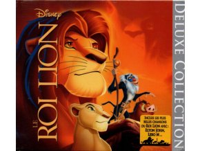 Lví král (soundtrack - CD) Le Roi Lion
