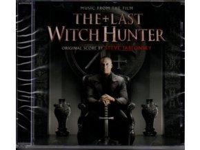Poslední lovec čarodějnic (score) The Last Witch Hunter