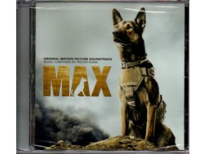 Hrdina Max (soundtrack - CD) Max