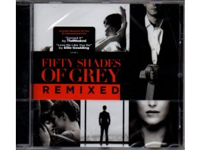 Padesát odstínů šedi (remixed) Fifty Shades of Grey (CD)