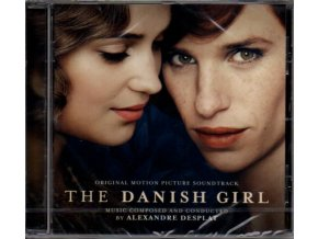 Dánská dívka (soundtrack - CD) The Danish Girl