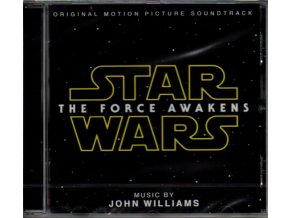 Star Wars: Síla se probouzí (soundtrack - CD) Star Wars: The Force Awakens