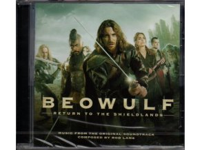 Beowulf: Return to the Shieldlands (soundtrack - CD)