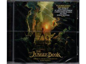 Kniha džunglí (soundtrack - CD) The Jungle Book