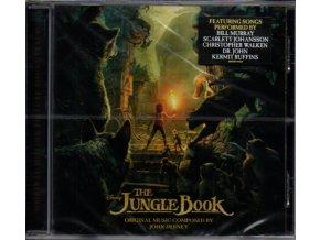 Kniha džunglí (soundtrack) The Jungle Book