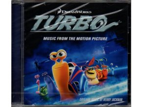 Turbo (soundtrack - CD)