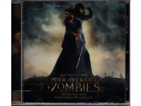Pride and Prejudice and Zombies (soundtrack - CD)