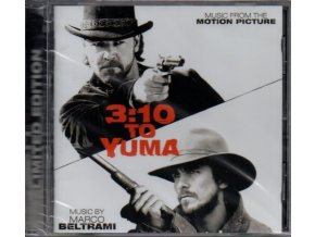3:10 Vlak do Yumy (soundtrack - CD) 3:10 to Yuma
