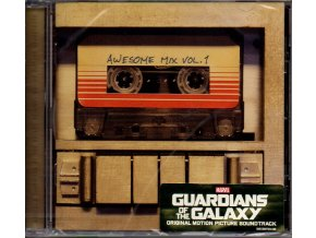 guardians of the galaxy awesome mix vol. 1 soundtrack cd