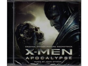 X-Men: Apokalypsa (soundtrack - CD) X-Men: Apocalypse