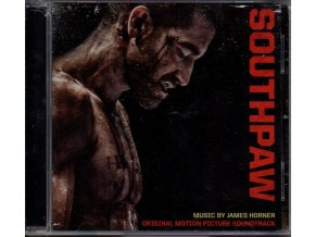southpaw score cd james horner