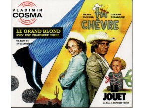Vladimir Cosma - Grand Blonde avec une Chaussure Noir/La Chevre [Original Soundtrack] (Original Soundtrack) (Music CD)