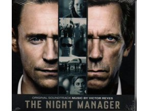 Noční manažer (soundtrack - CD) The Night Manager
