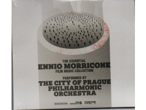 City of Prague Philharmonic Orchestra - Essential Ennio Morricone Film Music Collection (Original Soundtrack) (Music CD)