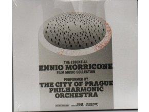 City of Prague Philharmonic Orchestra - Essential Ennio Morricone Film Music Collection (Original Soundtrack) (Music CD)