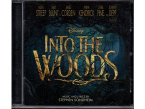 Čarovný les (soundtrack - CD) Into the Woods